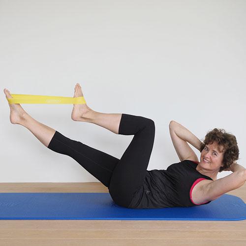 Pilates Training im Lehel in München
