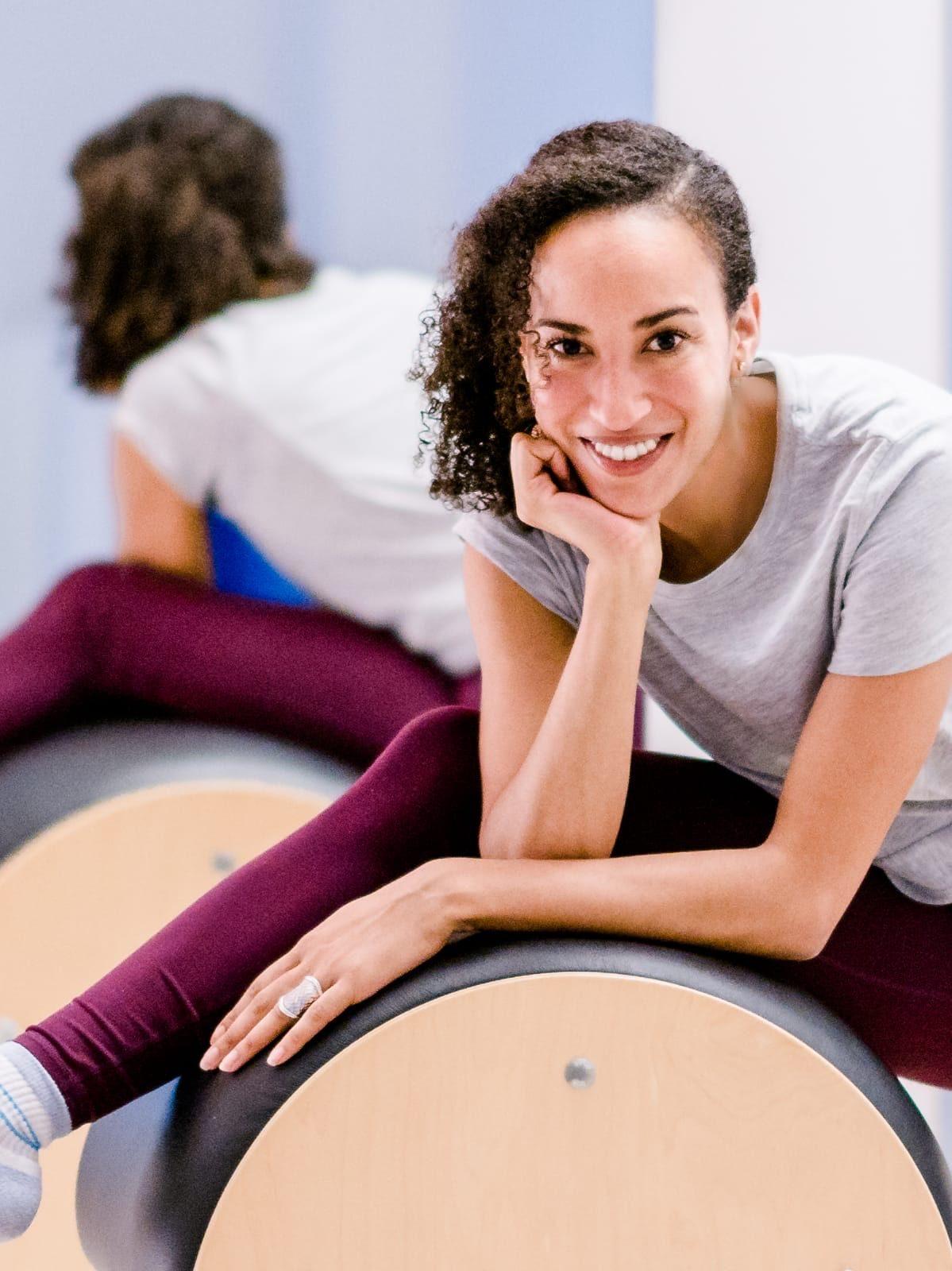Pilates Trainerin im Lehel, München